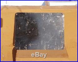 1930's Old Vintage RARE AF Gargoyle Mobil Oil Porcelain Enamel Sign Board