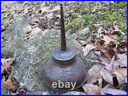 Antique 1900s Original Ford motor co. Auto Can oil accessory vintage tool kit