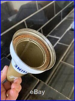 NEPTUNE MOTOR OIL Genuine Vintage Tin Oil Bottle Top Pourer
