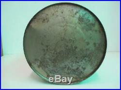 Oil drum, oil tin, Castrol, Four Gallons, vintage