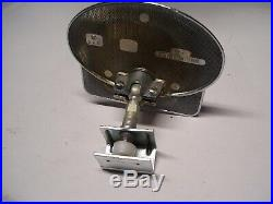 Original 1950s AAA auto emblem nos oil gas badge GM Ford Chevy Dodge vintage
