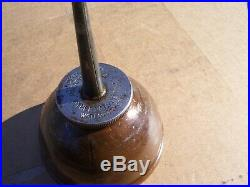 Original Ford motor co automobile oil promo accessory vintage parts can tool old