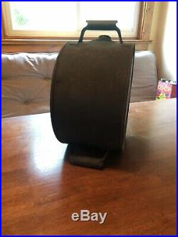 Rare Vintage Sinclair 5 Gallon Rocker Oil Can