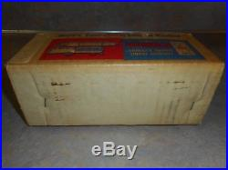 VINTAGE 1960's ESSO ENERGY ROCKET TOY HUMBLE GAS/OIL NOS/FACTORY SEALED BOX