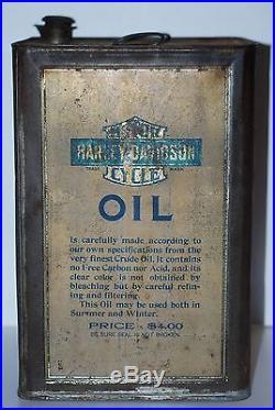 Harley Davidson Oil Can Pub Mirror