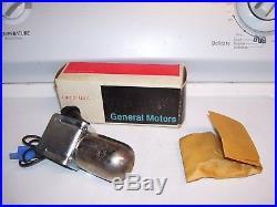 Vintage 1970s nos original GM CHEVROLET Underhood lamp unit auto light kit oem