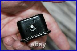 Vintage 50s original Chevy GM Reminder Lubrication oil meter auto accessory Nova