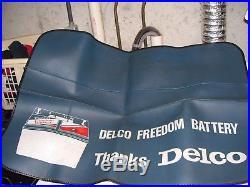 Vintage 60s nos original GM chevy AC Delco ignition fender promo Guide auto part