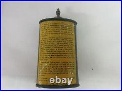 Vintage Advertising Marble's Gun Handy Oiler Oil Auto Tin Can 881-z
