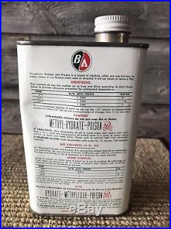 Vintage B/A Oil Can