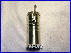 Vintage Brass Eagle Oil Can Oiler Pump No. 66 Style Made in USA