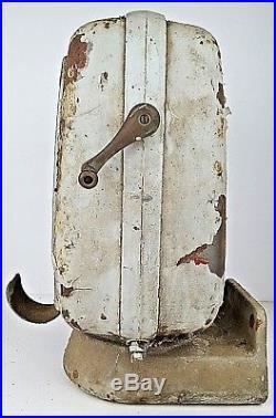 Vintage Eco Tireflator Inflator Air Meter Parts & Repair For Restoration Gas Oil