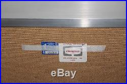 Vintage Goodyear Tires Gas Station Oil 36 Embossed Lighted Metal Sign WithBox