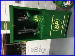 Vintage Oil Pump, Man Cave, Games Room, BP, Vintage Garage