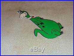 Vintage Sinclair Dino The Dinosaur 12 Metal Gasoline & Oil Sign! Flintstones