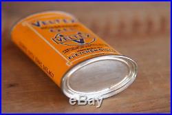 Vintage Veltex Household Oil Tin Can Fletcher Oil Co. 3 Ounces